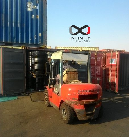 Infinity Galaxy supplier of petrochemical products