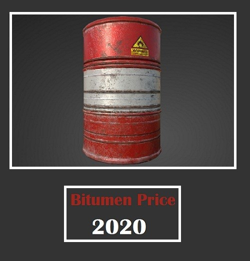 With the outbreak of coronavirus across the world, bitumen prices are down about 30% for 2020