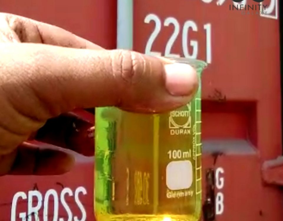 Warnings on Trading Substandard Oil Instead of Recycled Base Oil